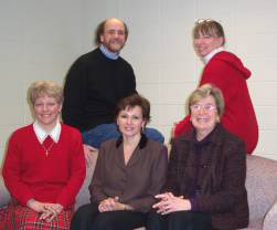 Photo of the 2002 recipients of the NISOD Excellence Awards.