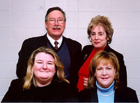 Photo of the 2003 recipients of the NISOD Excellence Awards.