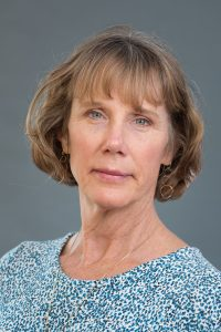 photo of Pamela Hallock